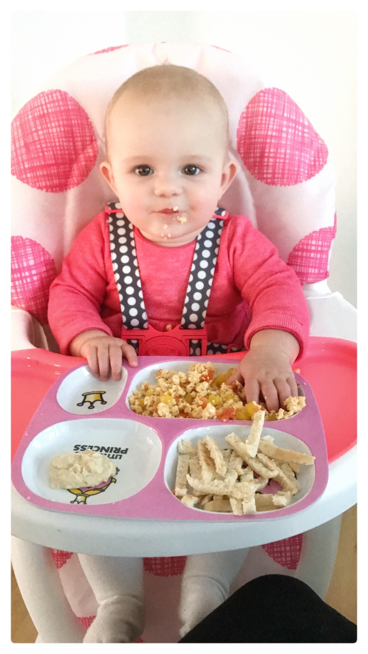 Baby led weaning - baby food - weaning - blw